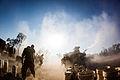 Artillery Corps Operate Near the Gaza Border (14536980060).jpg