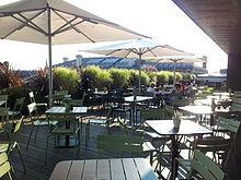 Ashmolean Rooftop Terrace 2014