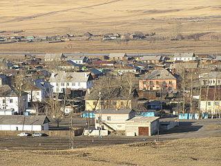 Askiz (urban-type settlement) Urban-type settlement in Khakassia, Russia