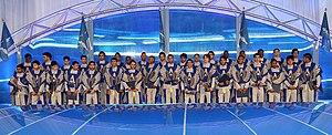 Aspire Academy - Aspire Academy graduates in 2012.