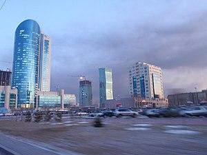 Astana in Kazakhstan