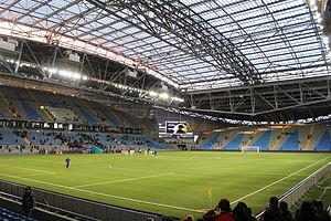 Astana Arena (inside interior)