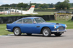 Aston Martin DB4 Saloon