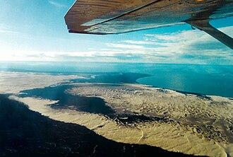 Athabasca Sand Dunes Provincial Park - Image: Athbasca Sand dunes
