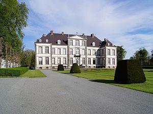 Brugelette - Attre castle