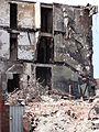 Auberchicourt - Démolition des Grands bureaux de la Compagnie des mines d'Aniche le 24 juillet 2013 (03).JPG