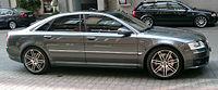 Bên Audi S8 20070523.jpg