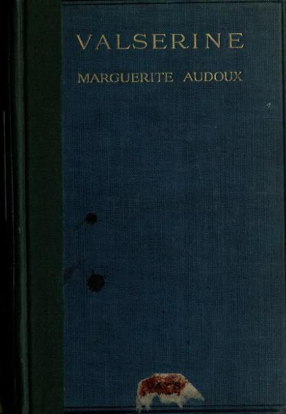 File:Audoux - Valserine and other stories.djvu