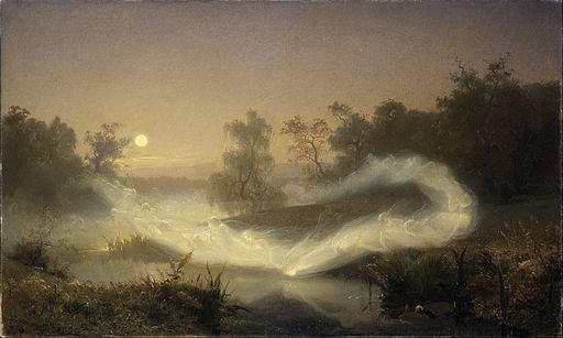 August Malmström - Dancing Fairies - Google Art Project