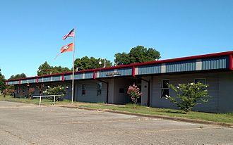 Augusta, Arkansas - Augusta High School