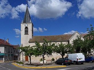 Aulnay-sur-Mauldre - Saint-Étienne