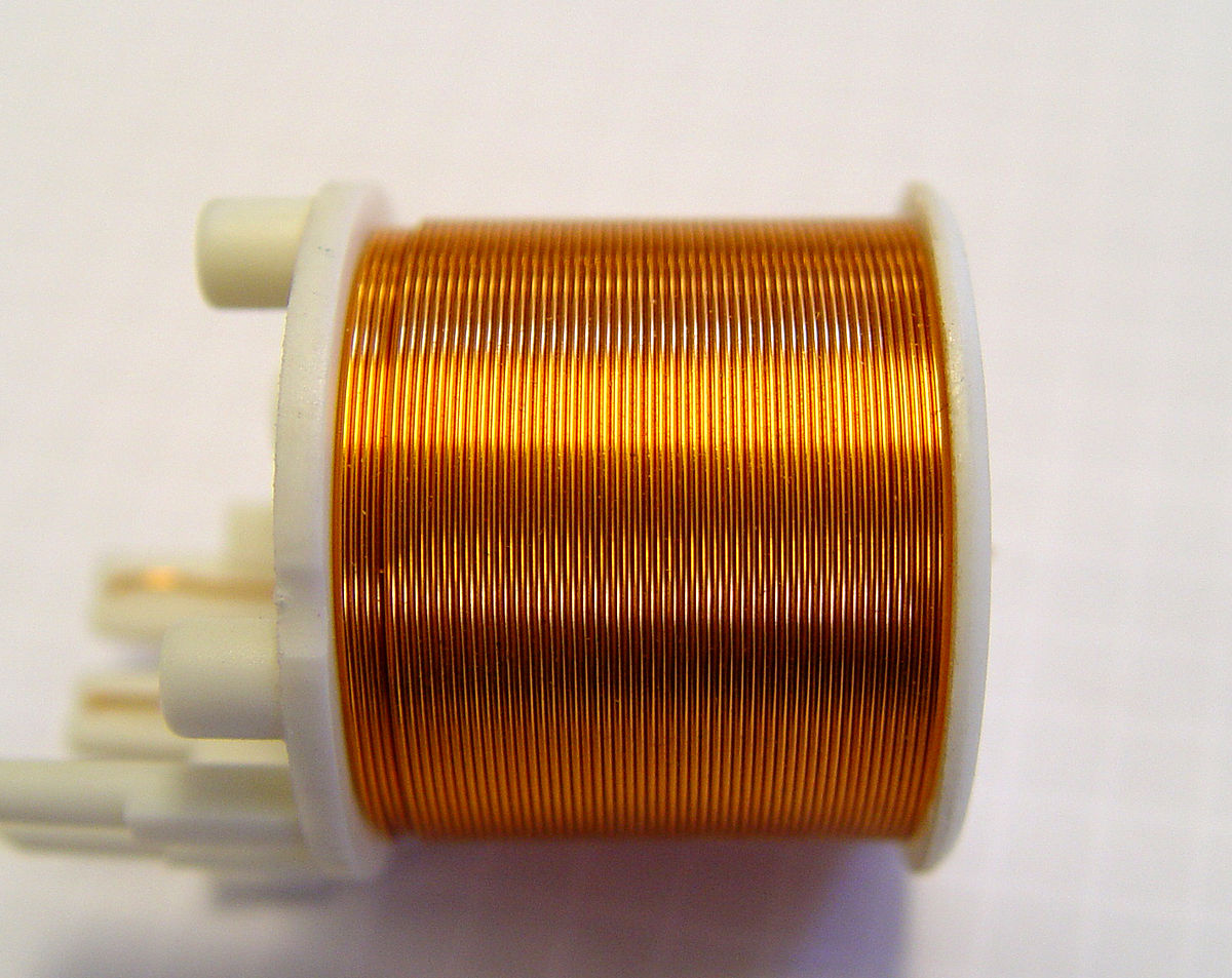 Coil winding technology - Wikipedia