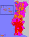 Autárquicas portuguesas de 1993 (Mapa Câmara).png