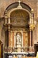 Autel de saint Joseph de la basilique saint Sauveur (Rennes, Ille-et-Vilaine, France).jpg