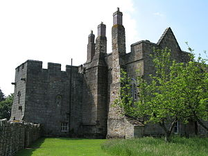 Aydon Castle - Image: Aydon Castle 2