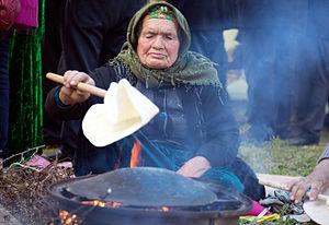 Yufka - Image: Azərbaycan Lavaşı