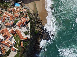 Azenhas do Mar - Azenhas do Mar by drone