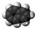 Azulene molecule spacefill.png