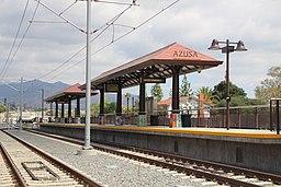 Azusa Downtown Station 1