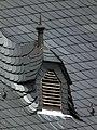 Bürgel Pankratiuskirche Dach.JPG