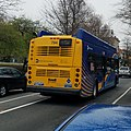 B43 bus on Brooklyn Avenue back, March 2020.jpg