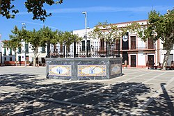 BA-Villanueva del Fresno-Plaza mayor.jpg