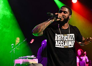 Big K.R.I.T. - Image: BIG KRIT Jahret Rainey