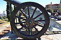 BL 5 inch cannon 2 Union Buildings Pretoria 019.jpg