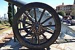 BL 5 inch cannon 2 Union Buildings Pretoria 019.jpg