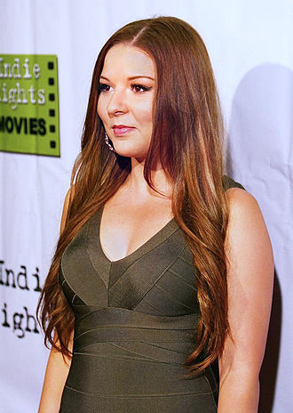 Bianca Ryan - Ryan at the 2014 premiere of We Are Kings, her first co-starring role in a feature film
