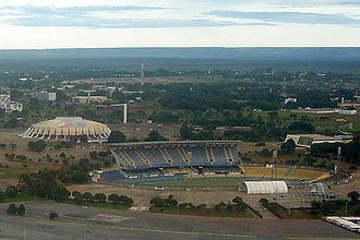 Estádio Nacional Mané Garrincha - Estadio Nacional in 2006