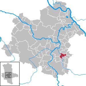 Baalberge - Image: Baalberge in SLK