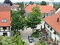 Bad Grönenbach Blick vom Stiftsberg auf den Rathausplatz - panoramio.jpg