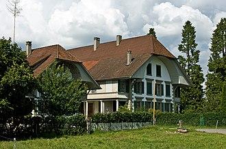 Bätterkinden - Image: Baetterkinden Bauernhaus Nr 39 2