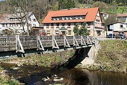 Baiersbronn - Neumühleweg-Lochweg - Murgsteg + Murgtalstraße 01 ies