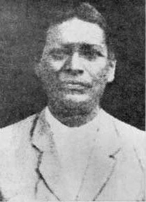 Ambedkar family - Image: Balaram Ramji Ambedkar Elder brother of Dr. Babasaheb Ambedkar