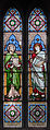 Ballinasloe St. Michael's Church North Aisle Eighth Window Evangelists Luke and John 2010 09 15.jpg