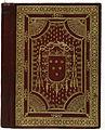 Band van rood marokijn met goud bestempeld-KONB12-144E31-1-3.jpeg