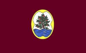 Arenys de Mar - Image: Bandera d'Arenys de Mar