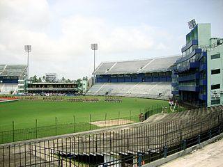 Barabati Stadium Sports stadium in Cuttak Odisha