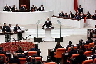 Turkey–United States relations - Barack Obama in Turkish Assembly, 6 April 2009