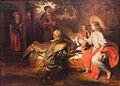 Barent Fabritius - trois anges chez Abraham.jpg