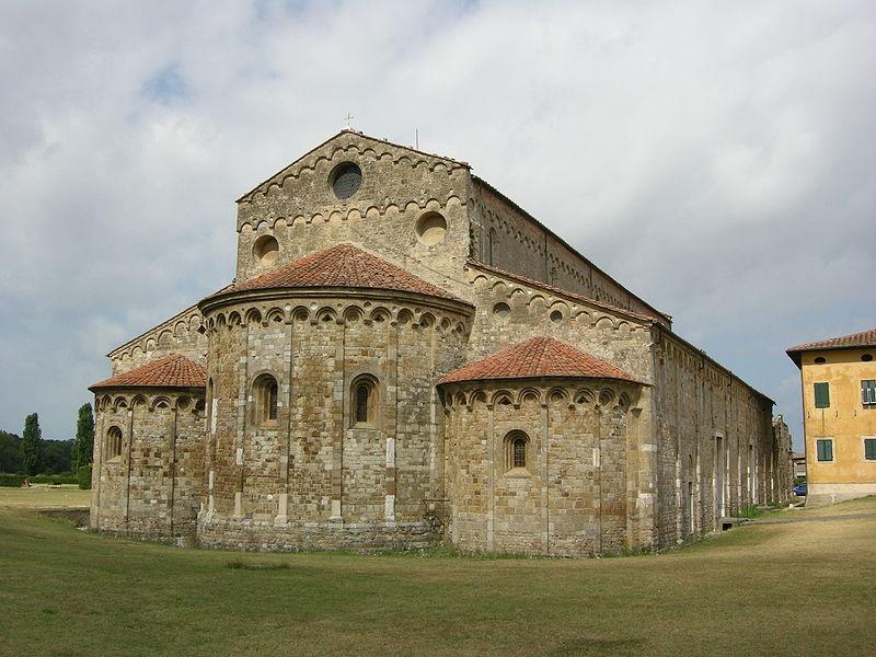 Turismo religioso em Pisa