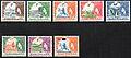 Basutoland 1954-59 stamps.jpg