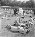Bathing Pool- Entertainment and Relaxation in the Open Air, Guildford, Surrey, England, 1943 D15978.jpg