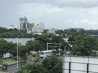 Sri Jayawardenepura Kotte Capital of Sri Lanka