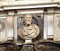 Battista lorenzi, busto di michelangelo, 1564-74 ca., 02.jpg