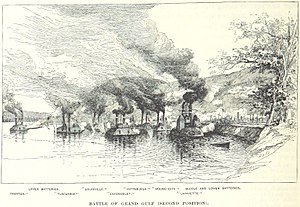 Battle of Grand Gulf