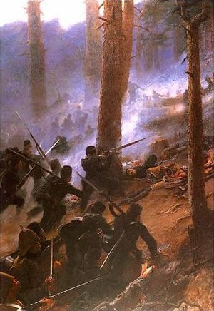 Battle of Peiwar Kotal - Image: Battle of Peiwar Kotal