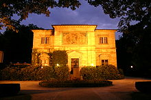 Villa Wahnfried in Bayreuth (Quelle: Wikimedia)